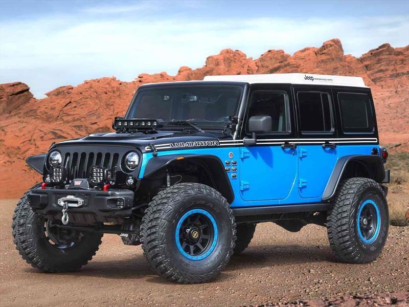Jeep Luminator