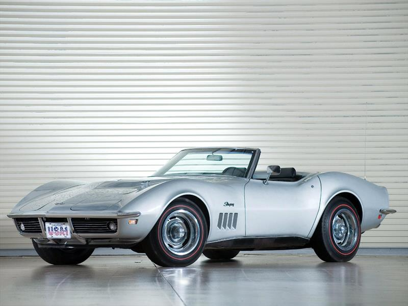 Chevrolet Corvette Convertible 1968
