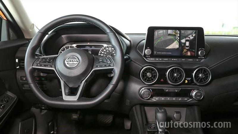 Nissan Sentra 2020 a prueba