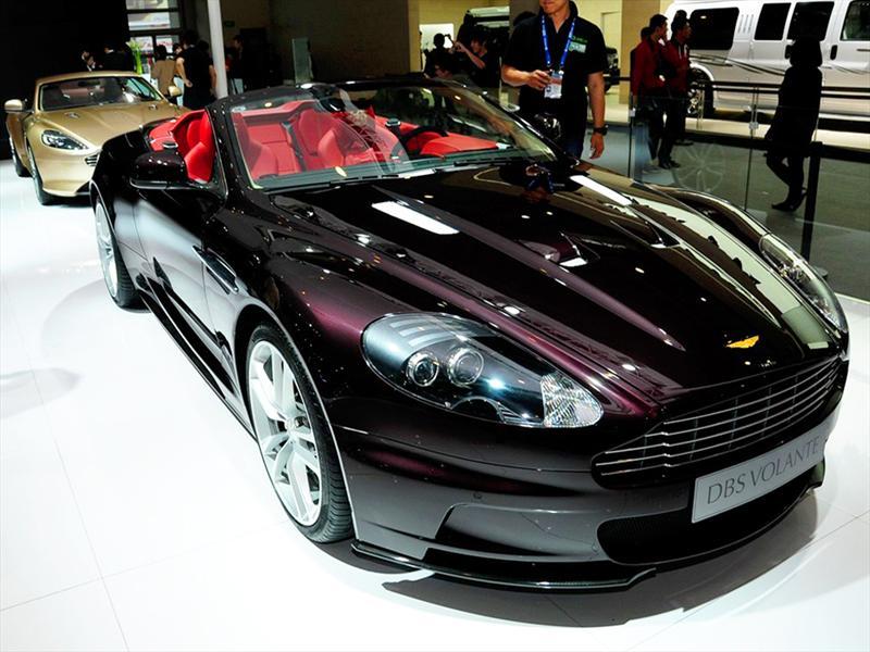 Top 10 Aston Martin DBS Volante Convertible