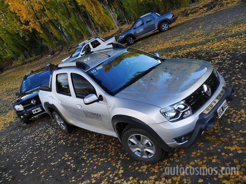 Nueva Renault Duster Oroch: Primer contacto