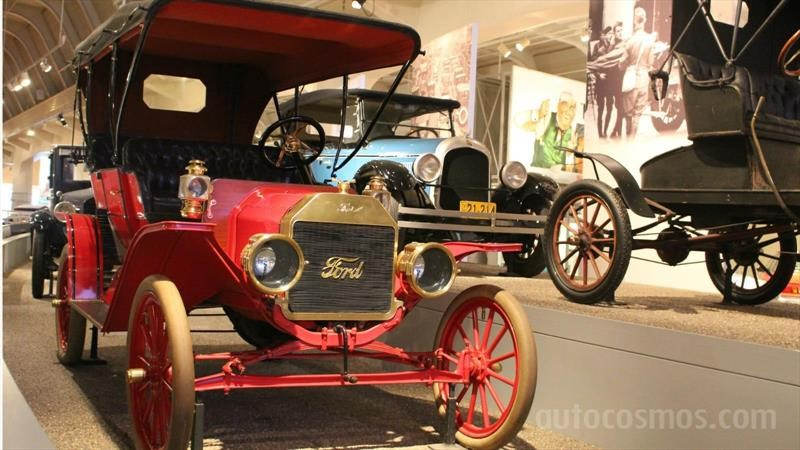 Museo Henry Ford en Deaborn, Michigan