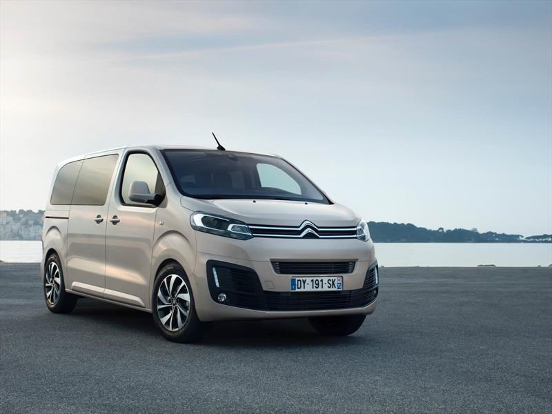 Citroën SpaceTourer 2017