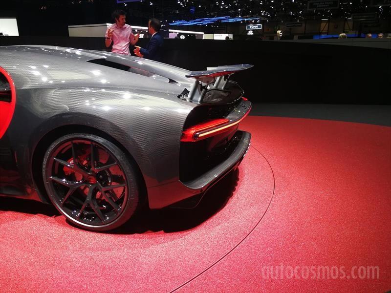Bugatti Chiron Sport