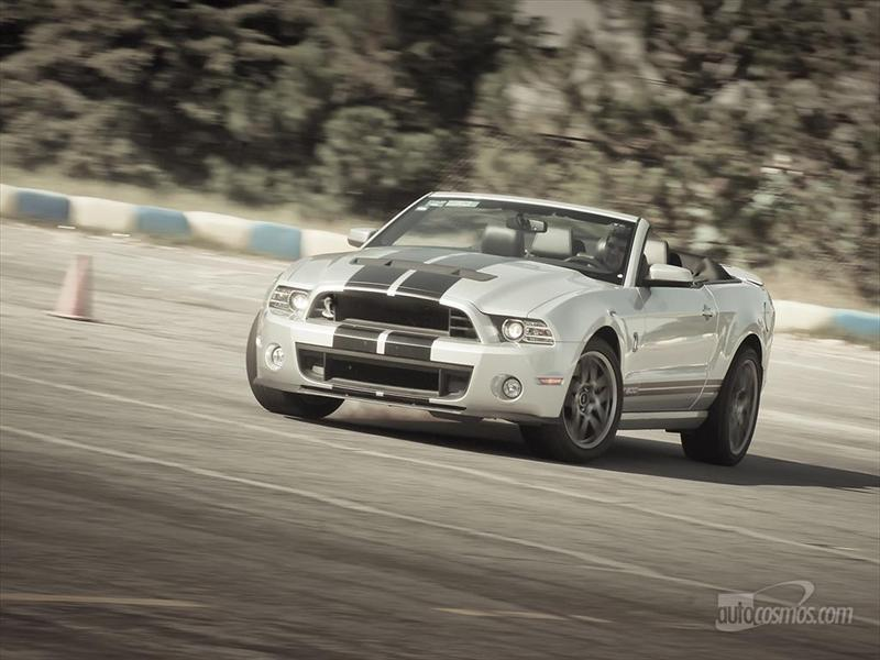 Mustang Shelby GT500 Convertible 2013