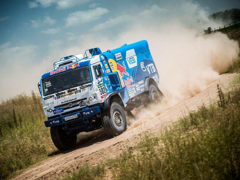 Dakar 2015: Día 1
