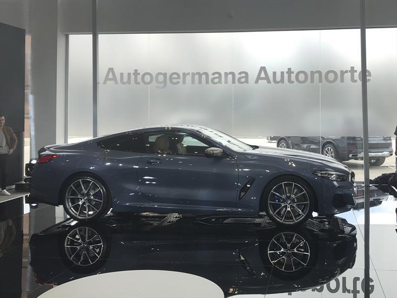 BMW Serie 8 M 850i
