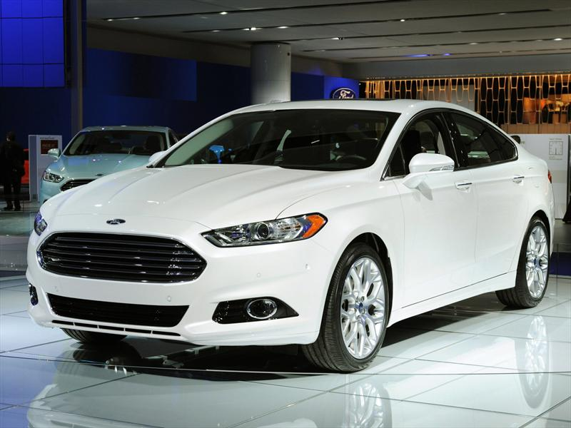Top 10: Ford Fusion 2013