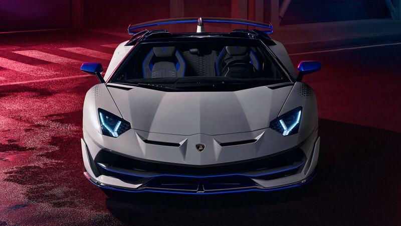 Lamborghini Aventador SVJ edición Xago
