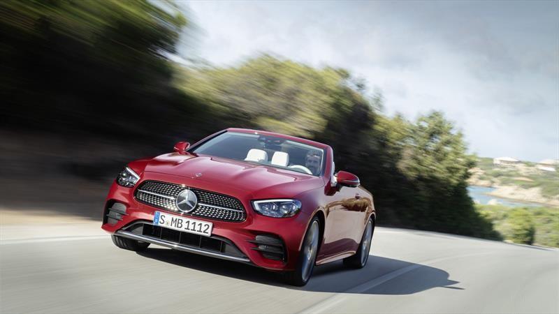 Mercedes-Benz Clase E Convertible 2021
