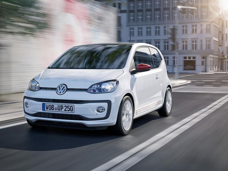 El Volkswagen up! se renueva