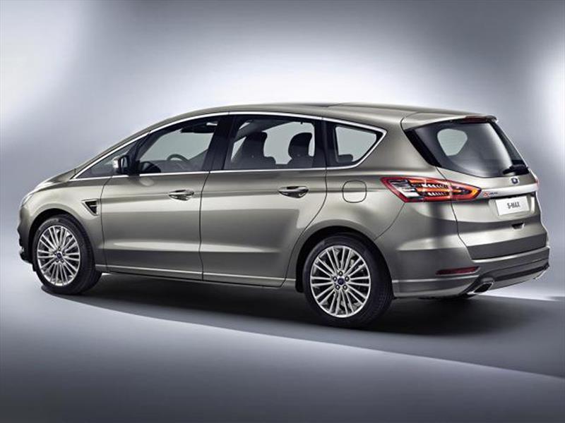 nuevo Ford S-Max