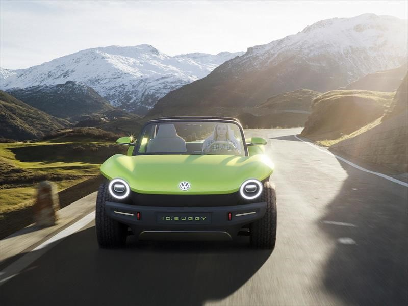 VW I.D. Buggy Concept