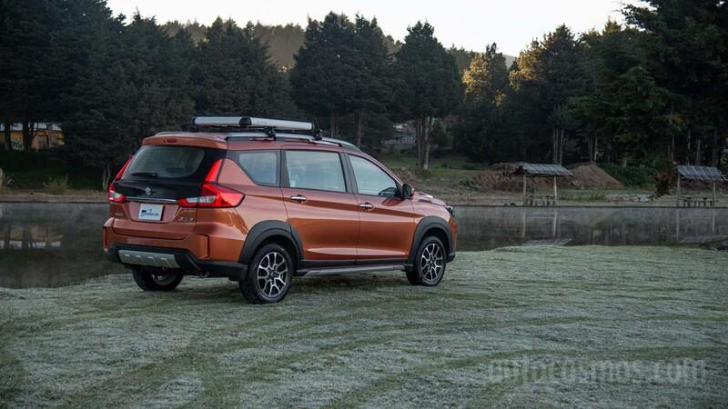 Suzuki Ertiga XL7 2021
