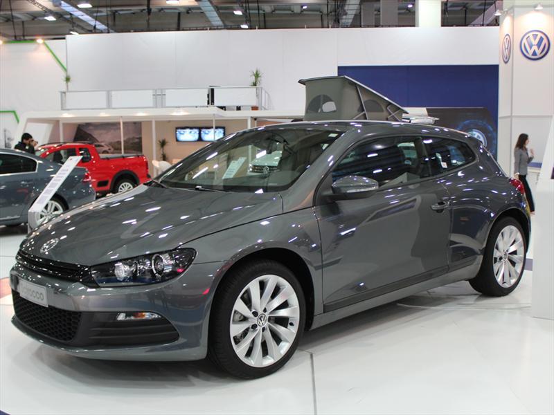 Volkswagen Chile en el Salón 2012