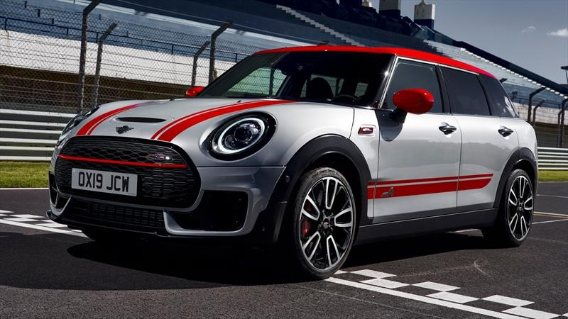 MINI John Cooper Works Clubman y Countryman 2020