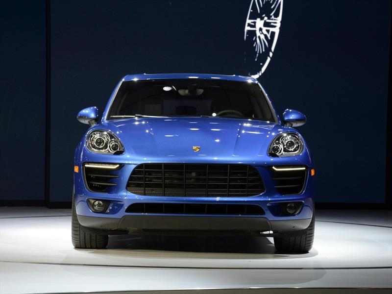 Porsche presenta el Macan en Los Angeles