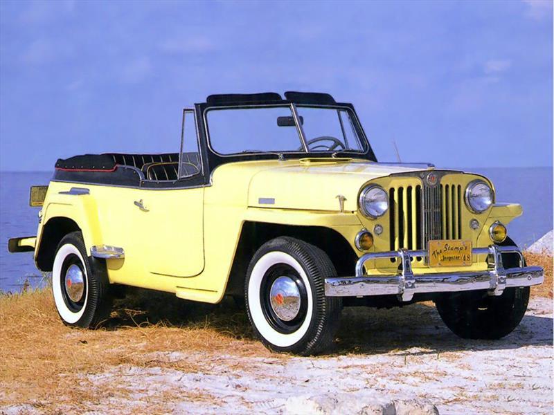 Jeep Jeepster 1948-1951