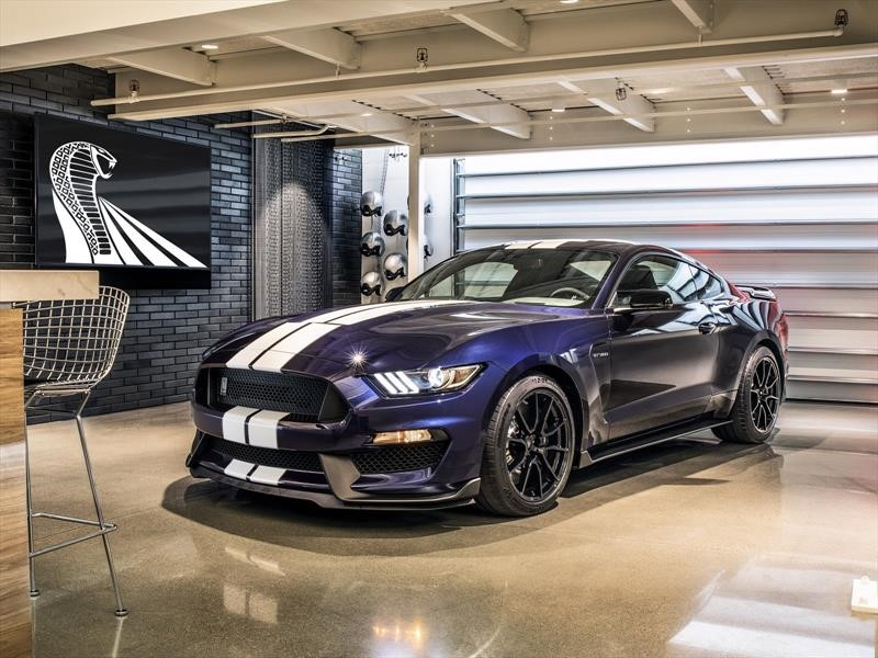 Ford Mustang Shelby GT350 MY2019