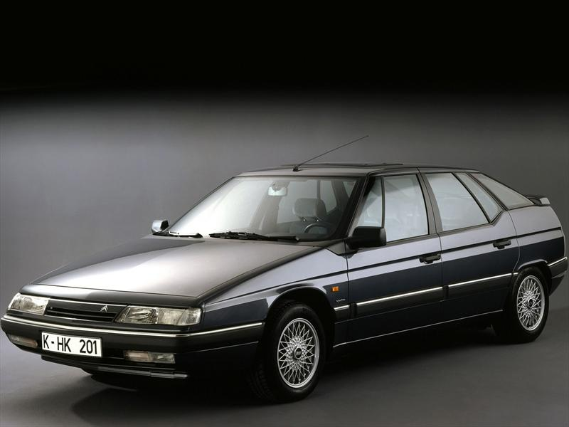 Los 10 menos confiables: Citroën XM