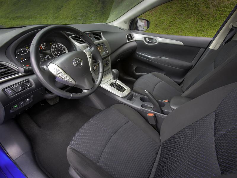 Top 10: Nissan Sentra 2013