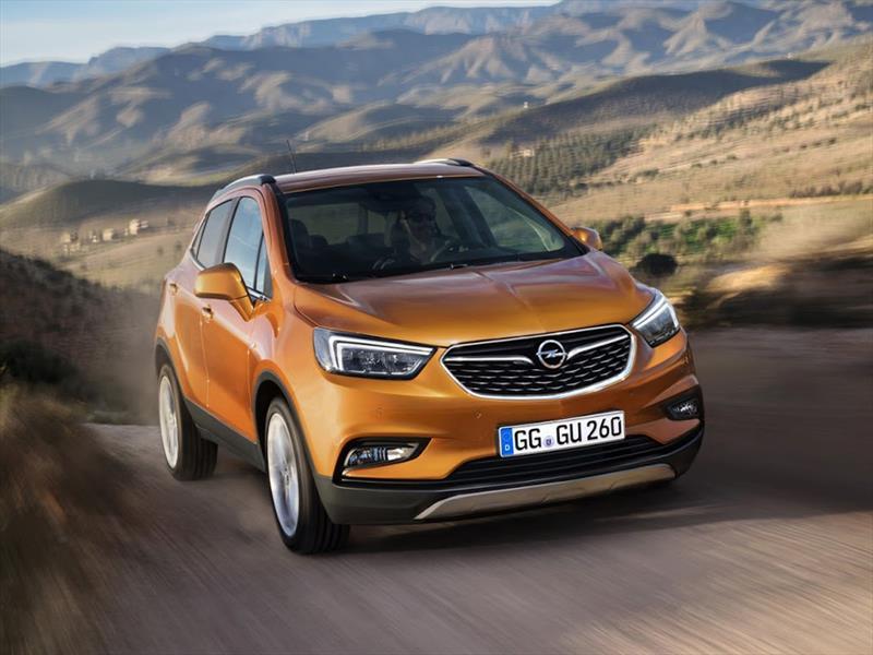 Opel Moka 2016