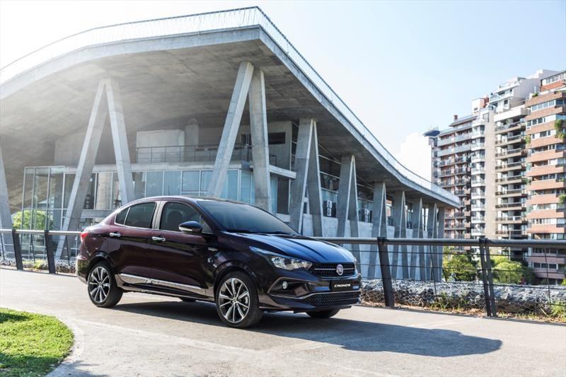 Test Drive: Fiat Cronos 2019