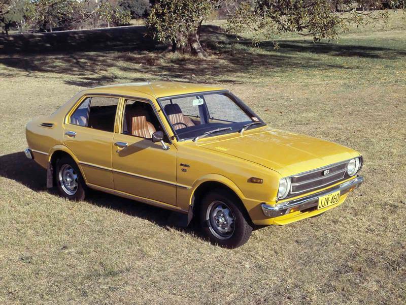 Toyota Corolla 3ª generación -1974-1979-