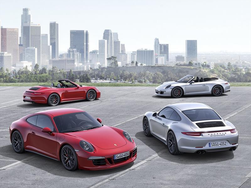 Nuevo Porsche 911 GTS