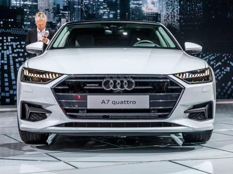 Audi A7 2019, conjunto de deportividad y elegancia