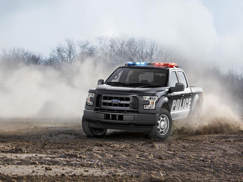Ford F-150 Special Service Vehicle 2016