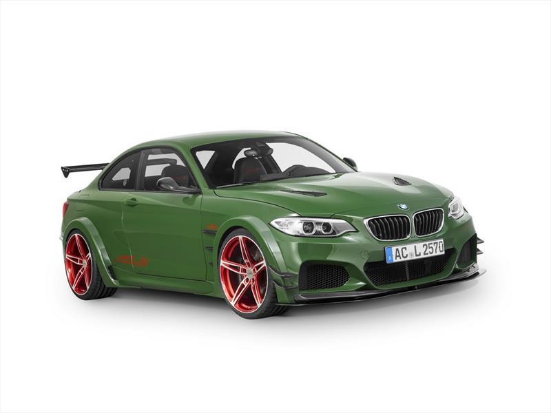 BMW Serie 2 por AC Schnitzer