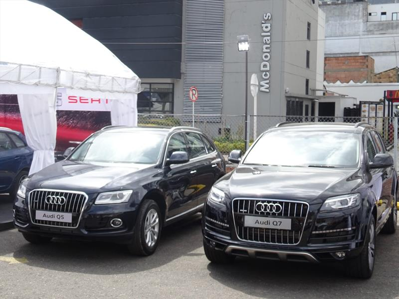 Grupo Volkswagen y la Auto Feria Europea