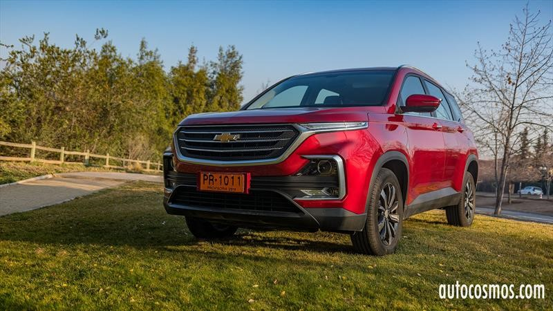 Test Drive Chevrolet Captiva 2019