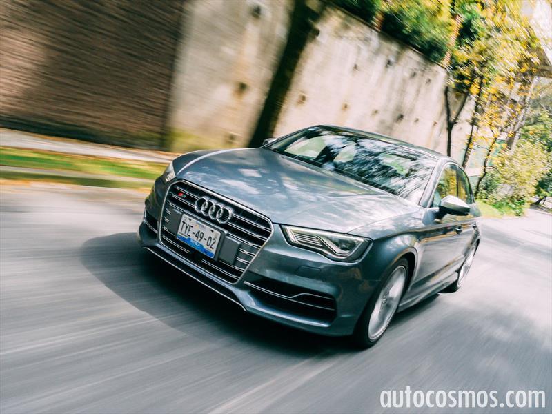 Audi S3 sedán 2015