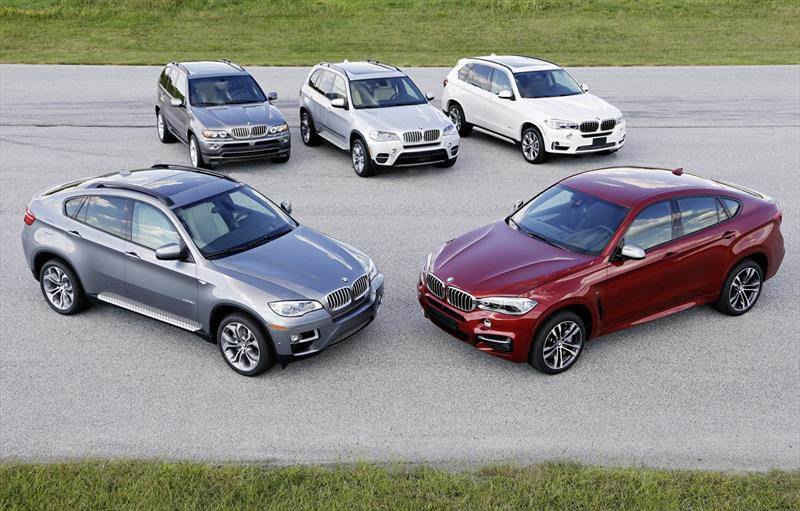 BMW X5 cumple 15 años