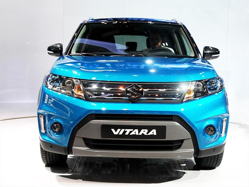 Suzuki Vitara en París 2014