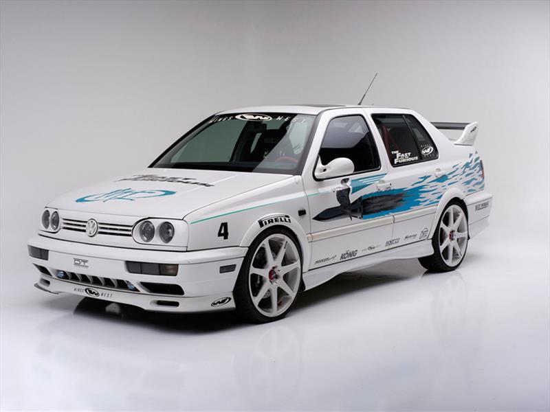 Volkswagen Jetta 1995 Rápido y Furioso