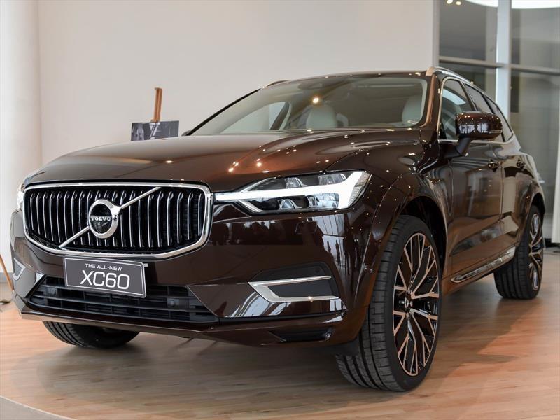 Volvo XC60 2018 - Lanzamiento en Chile