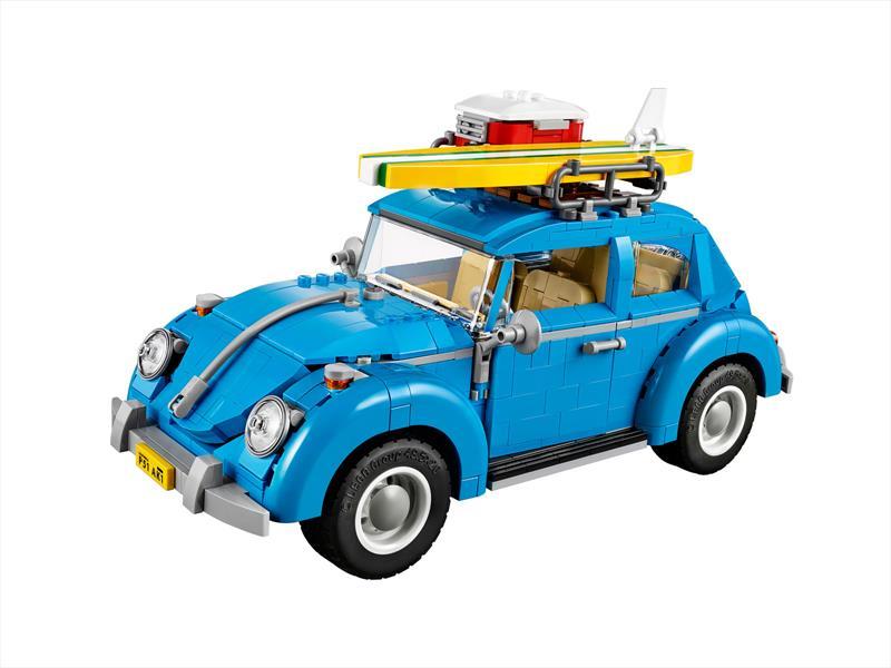 Volkswagen Beetle Lego