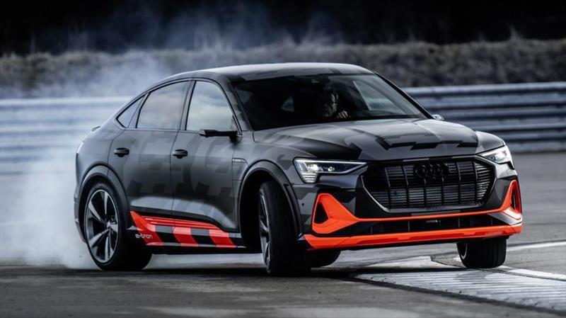 Audi e-tron S y e-tron S Sportback