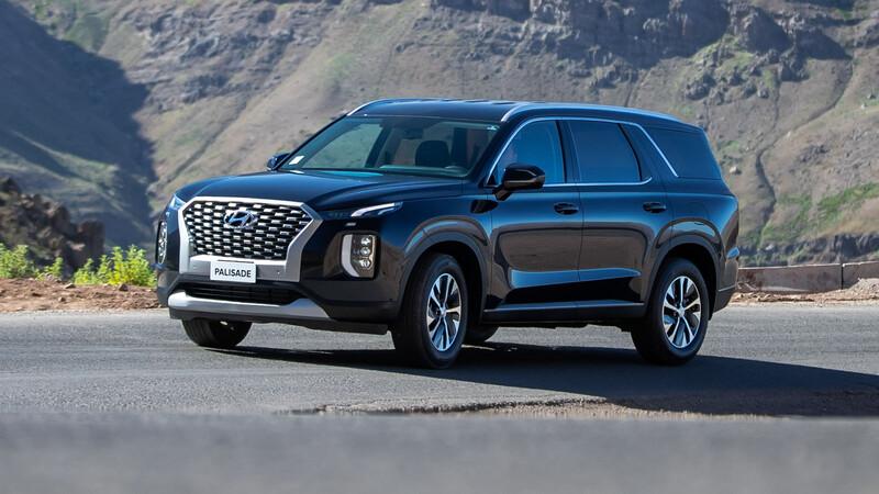 Hyundai Palisade 2021 - Lanzamiento en Chile