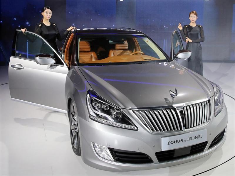 Hyundai Equus por Hermès