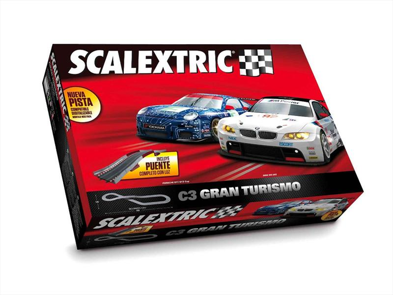 Top 10: Scalextric