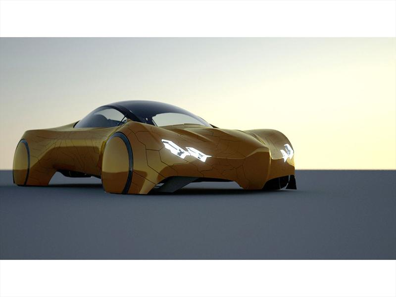 Flake Concept Car