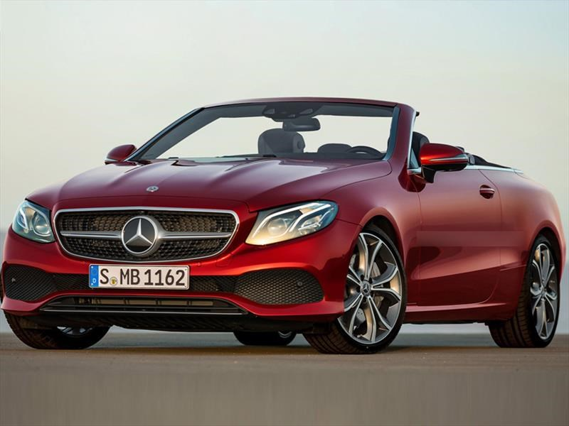 Mercedes Clase E en Ginebra