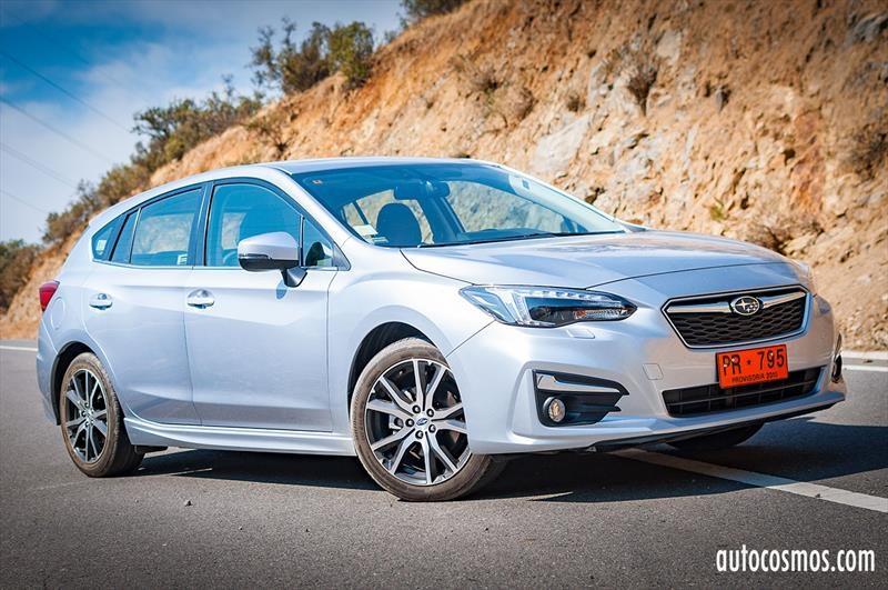 Test Drive: Subaru Impreza 2017