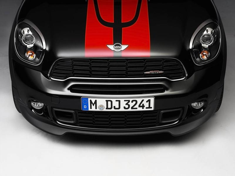 MINI Countryman John Cooper Works 2013