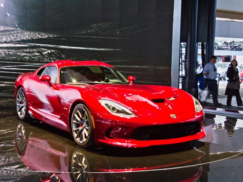 SRT Viper GTS 2013 en Nueva York