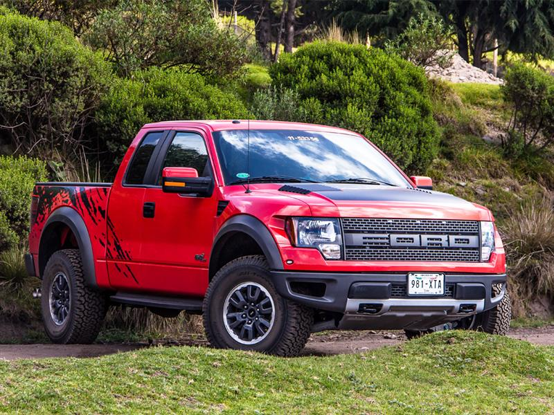 Ford Lobo SVT Raptor 2011